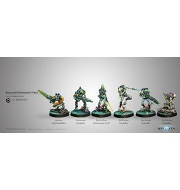 Corvus Belli Shasvastii Expeditionary Force (Combined Army Sectorial Starter Pack)