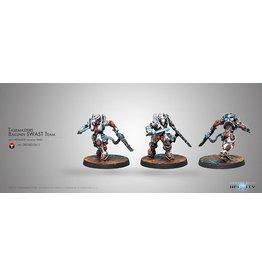 Corvus Belli Taskmasters, Bakunin SWAST Team (HMG)