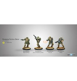 Corvus Belli Djanbazan Tactical Group