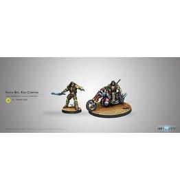 Corvus Belli Kasym Beg, Kum Chieftain (Chain Rifle)