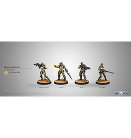 Corvus Belli Ghulam Infantry