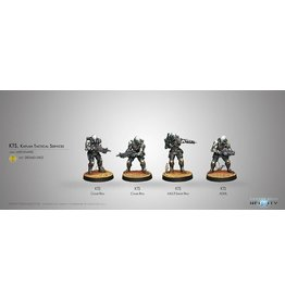 Corvus Belli KTS, Kaplan Tactical Services