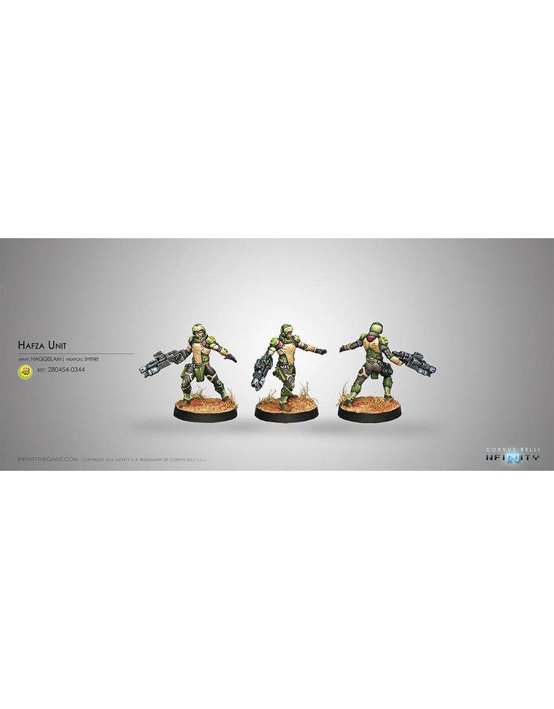 Corvus Belli Haqqislam Hafza (Spitfire) Blister Pack