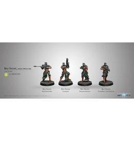 Corvus Belli Bao Troops, Judicial Watch Unit