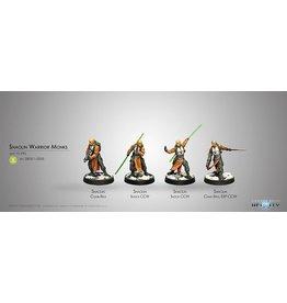 Corvus Belli Shaolin Warrior Monks