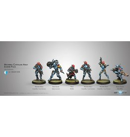 Corvus Belli Neoterran Capitaline Army (PanOceania Sectorial Starter Pack)