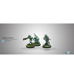 Corvus Belli Guarda de Assalto (Spitfire/MULTI Rifle, Auxbot)