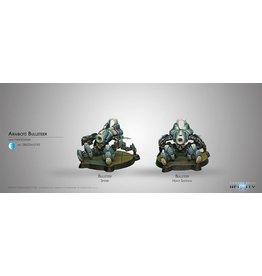 Corvus Belli Armbots Bulleteer (Spitfire, Heavy Shotgun)