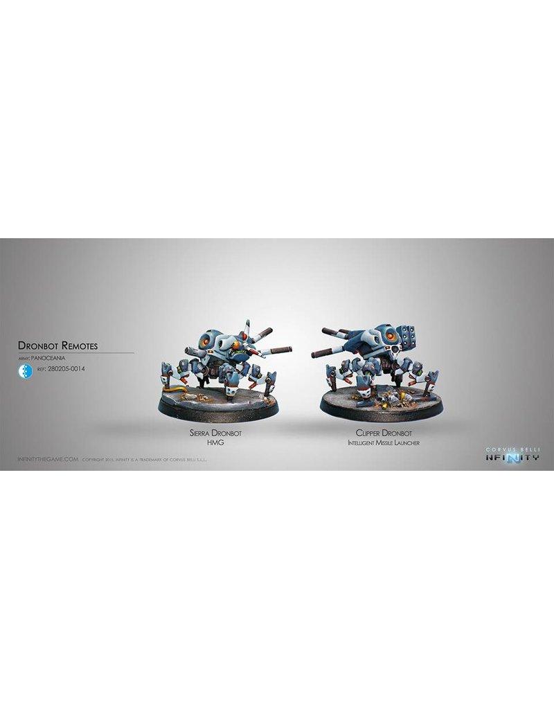 Corvus Belli Panoceania Dronbot Remotes (REM) Blister Pack