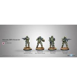 Corvus Belli Marauders, 5307th Ranger Unit