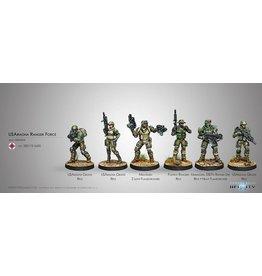 Corvus Belli USAriadna Ranger Force (Sectorial Pack)
