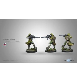 Corvus Belli Ariadna Scouts (AP Sniper)