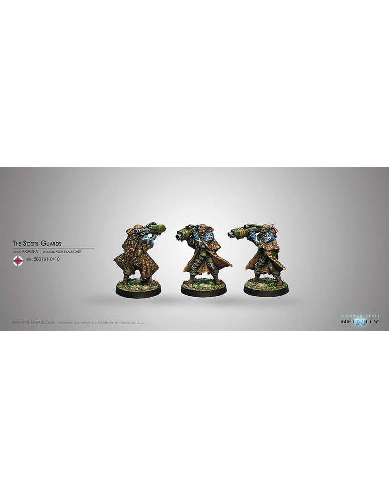 Corvus Belli Ariadna The Scots Guards, 6th Caledonian Infantry Regiment (ML) Blister Pack