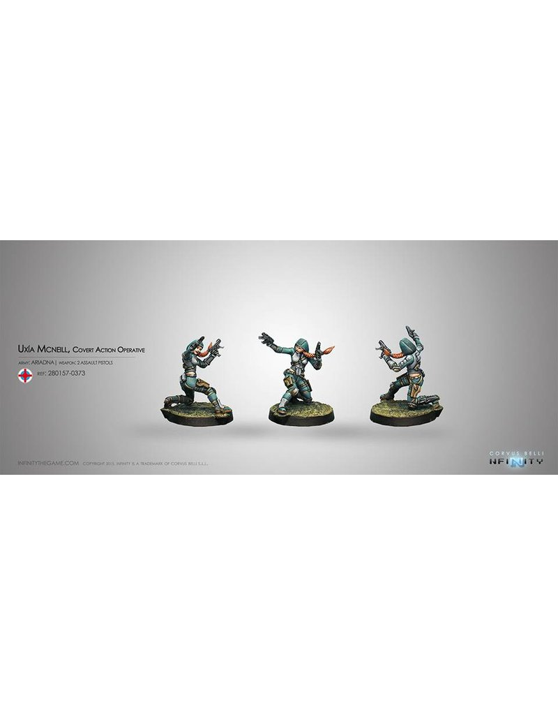 Corvus Belli Ariadna Uxia McNeill (Covert Action) Blister Pack