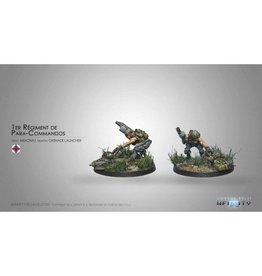 Corvus Belli 1st Regiment Para-Commandos 1 (Rifle, Light GL)