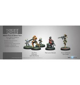 Corvus Belli Dire Foes Mission Pack 6. Defiant Truth