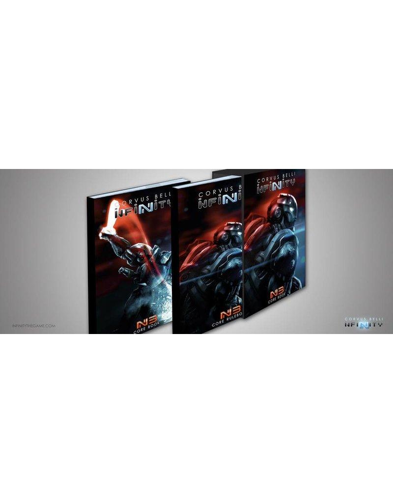 Corvus Belli Infinity Core Rulebook N3 3rd Edition