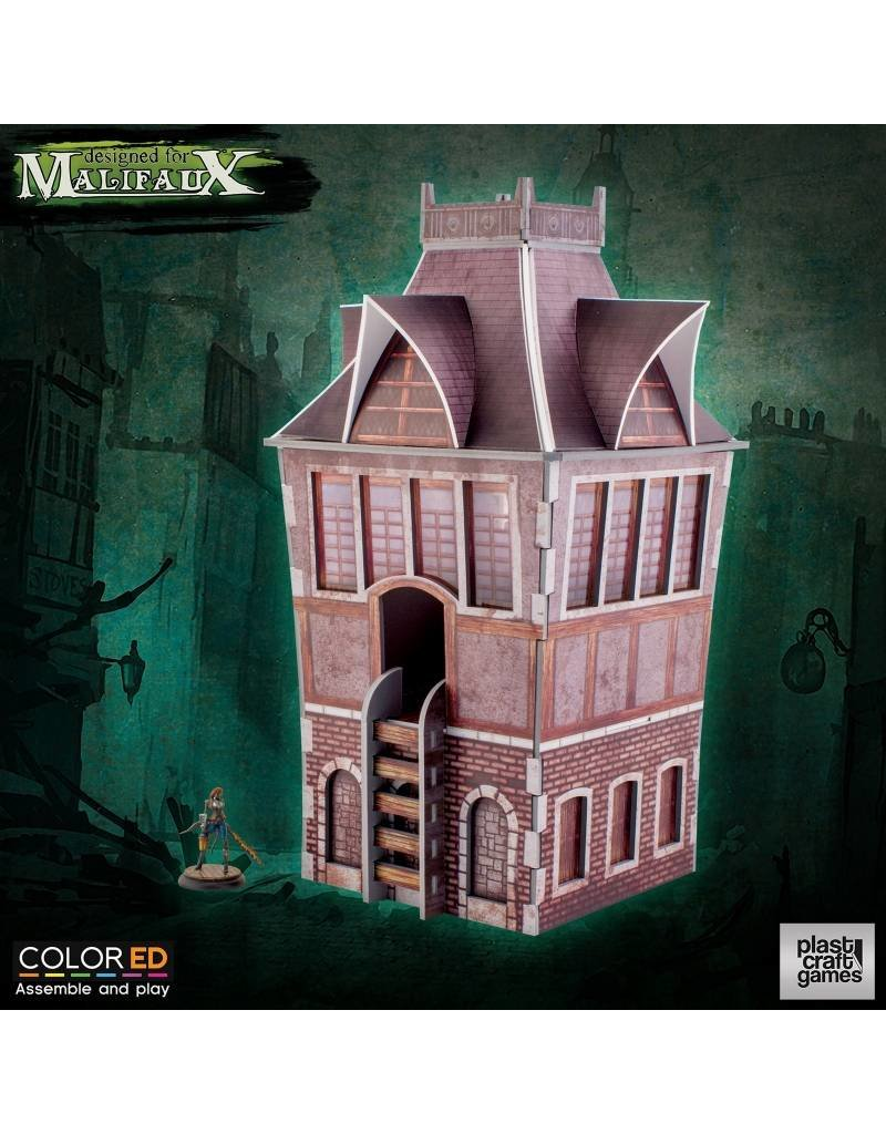 Plastcraft The Tower - ColorED