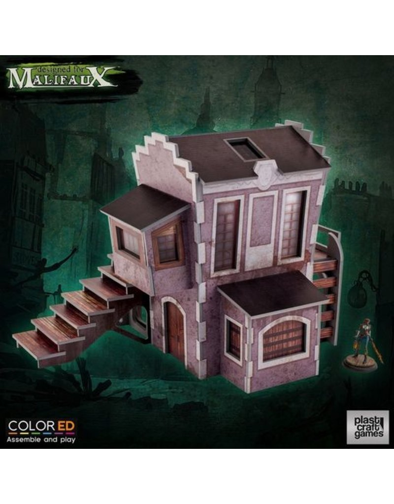 Plastcraft Downtown Building - ColorED