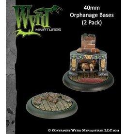 Wyrd Orphanage Bases 40mm