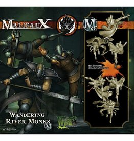 Wyrd Wandering River Monks  2nd Edition