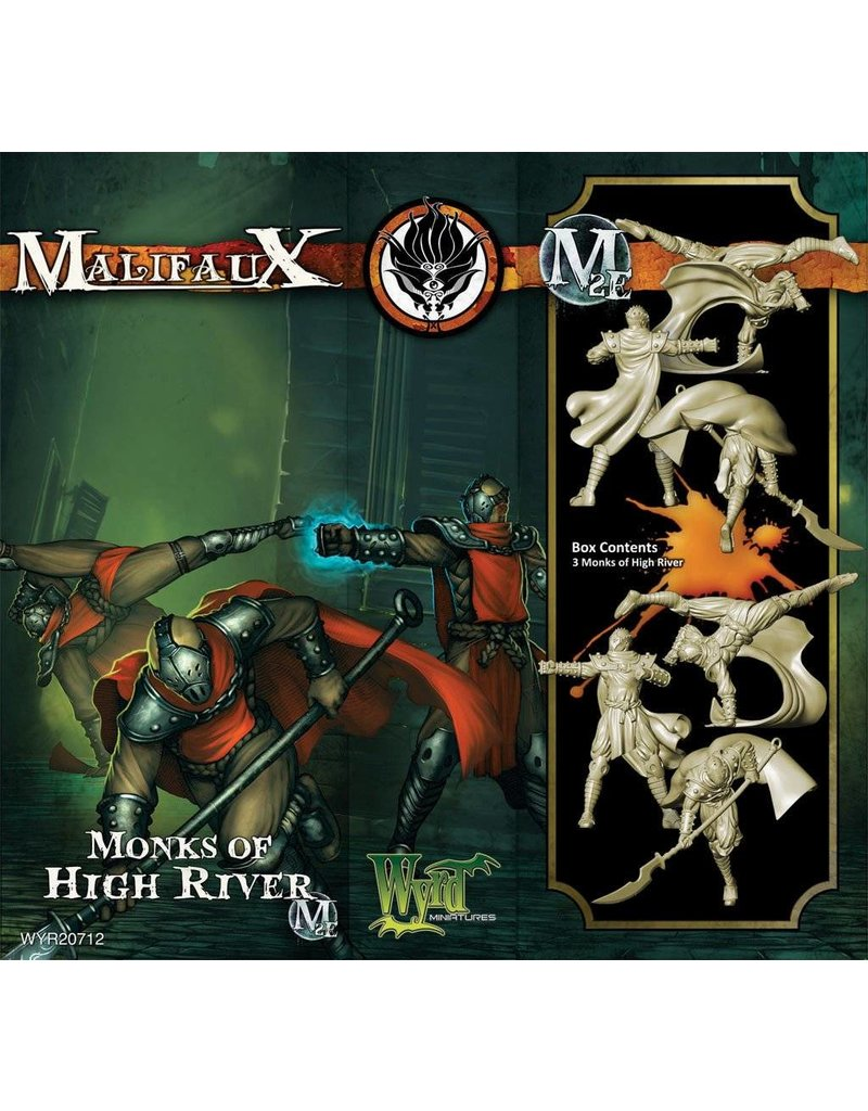 Wyrd Ten Thunders Monks of High River 2nd Edition