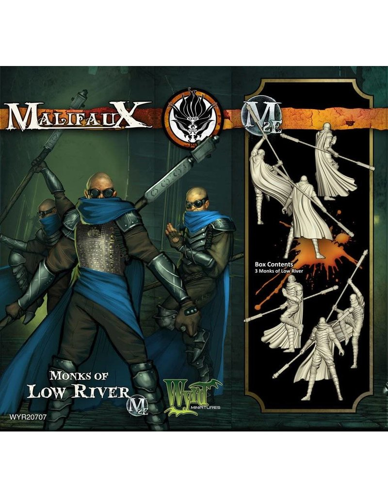Wyrd Ten Thunders Monks of Low River Box Set 2nd Edition