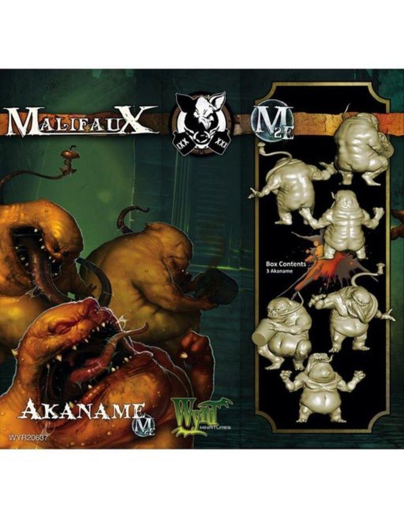 Wyrd Gremlins  Akaname Box Set 2nd Edition