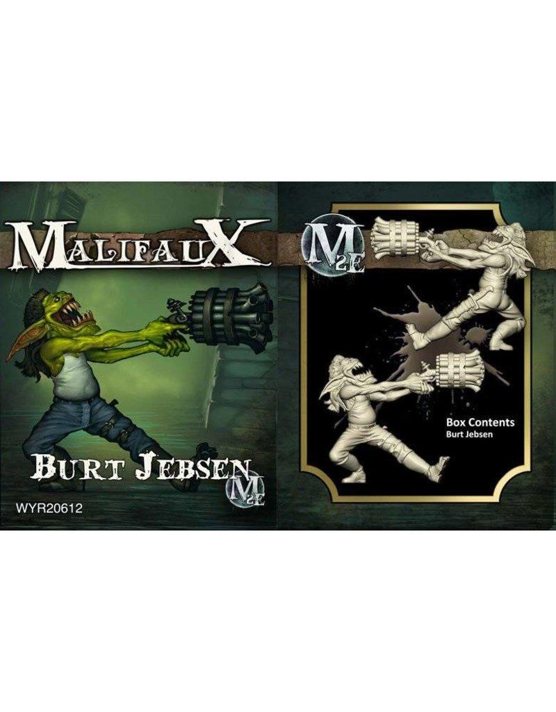 Wyrd Gremlins Burt Jebsen Box Set 2nd Edition