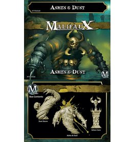 Wyrd Ashes and Dust 2nd Edition