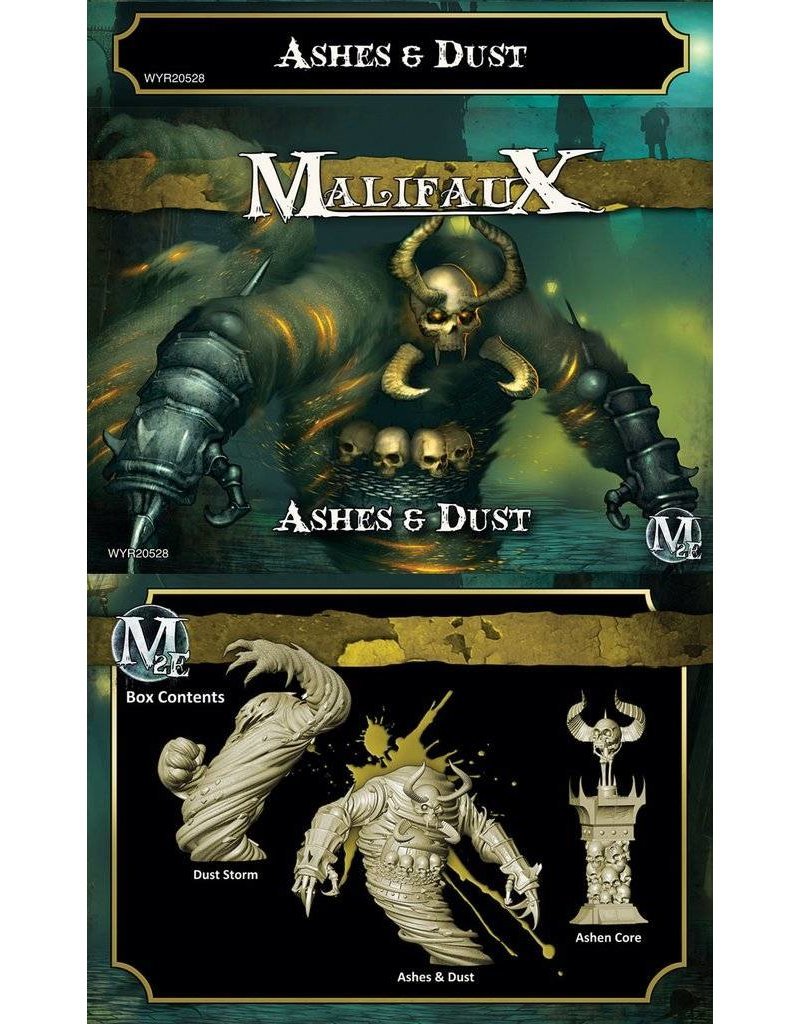 Wyrd Outcasts Ashes and Dust Box Set 2nd Edition