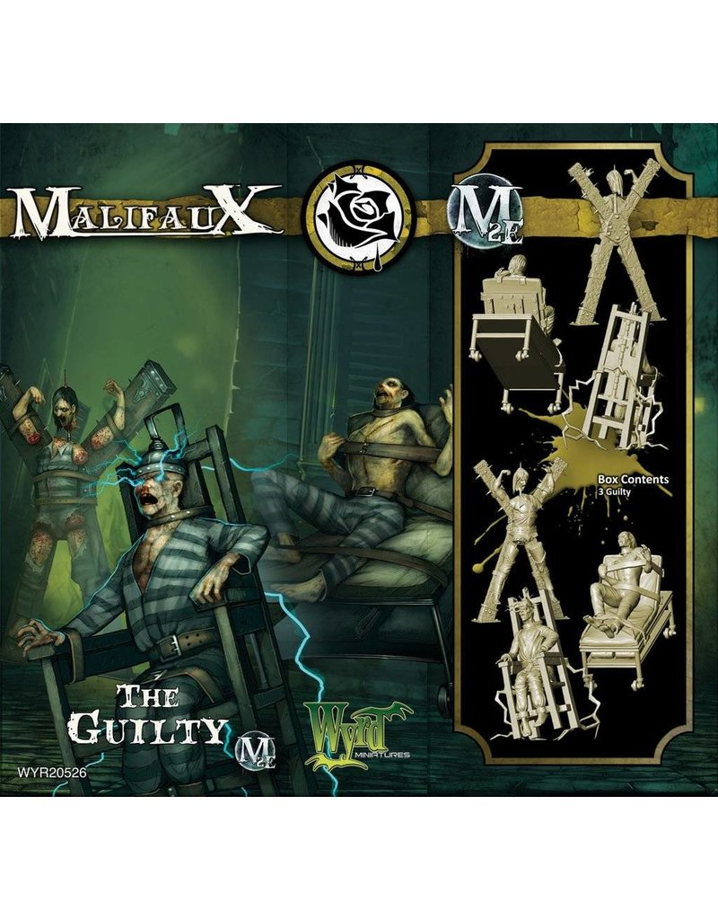 Wyrd Outcasts The Guilty Box Set 2nd Edition