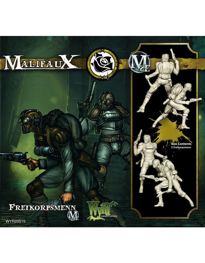 Wyrd Outcasts Freikorpsmenn Box Set