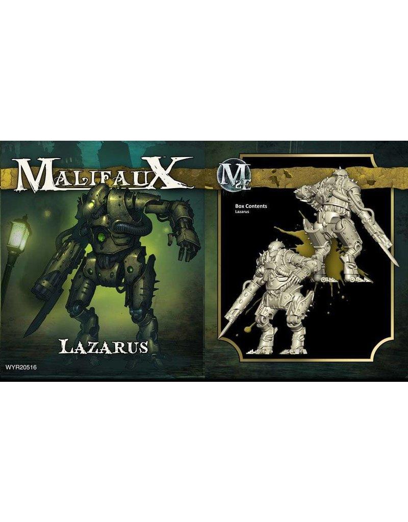 Wyrd Outcasts Lazarus Box Set