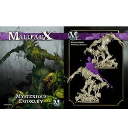 Wyrd Mysterious Emissary 2nd Edition