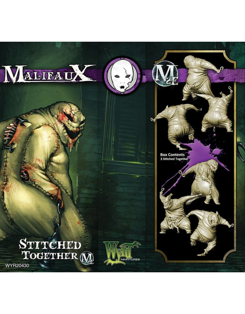 Wyrd Neverborn Stiched Togethers Box Set 2nd Edition