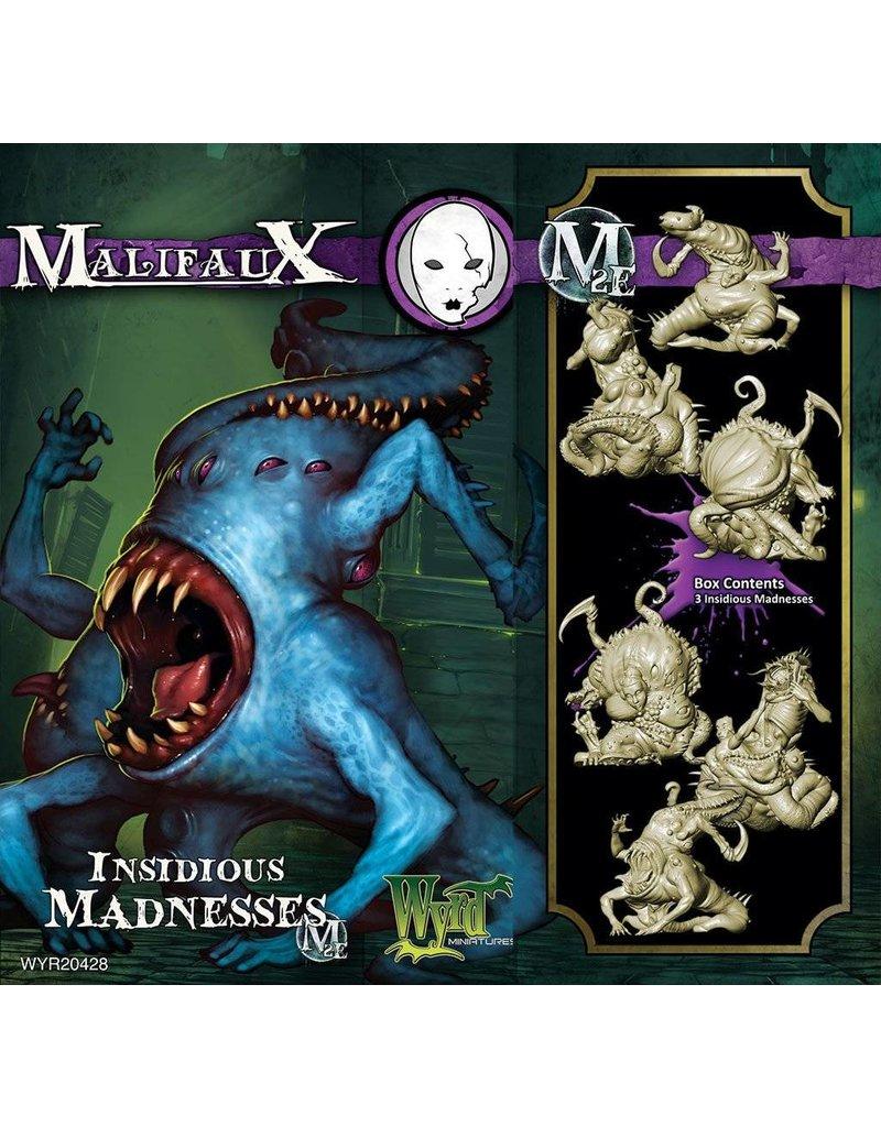 Wyrd Neverborn Insidious Madnesses Box Set 2nd Edition