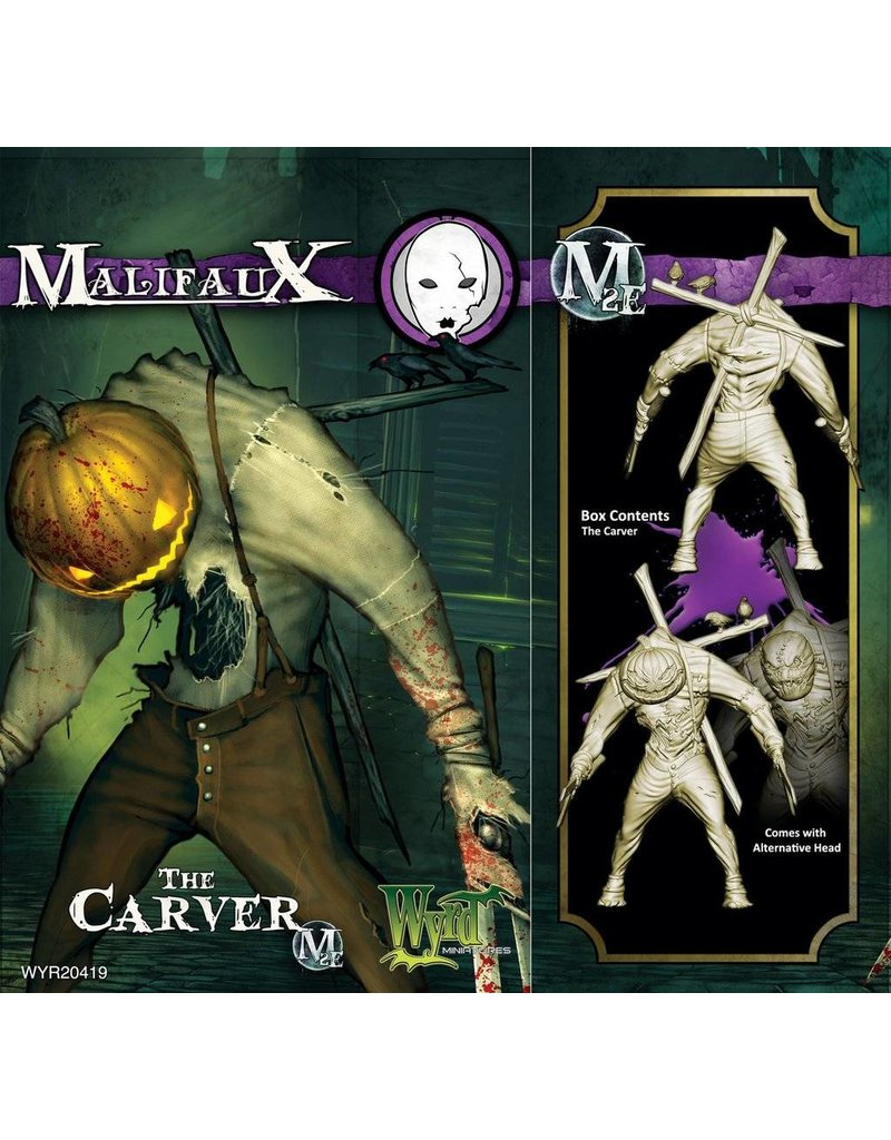 Wyrd Neverborn The Carver Box Set