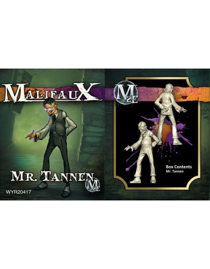 Wyrd Neverborn/Ten Thunders Mr.Tannen Box Set