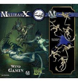Wyrd Wind Gamin  2nd Edition