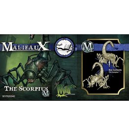 Wyrd The Scorpius 2nd Edition