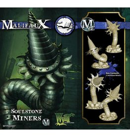 Wyrd Soulstone Miners 2nd Edition