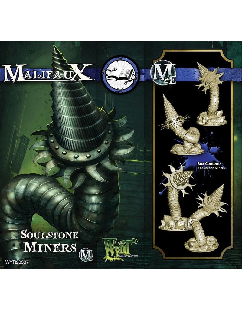 Wyrd Arcanists Soulstone Miners Box Set 2nd Edition
