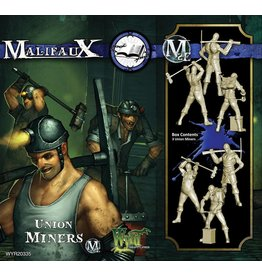Wyrd Union Miners 2nd Edition