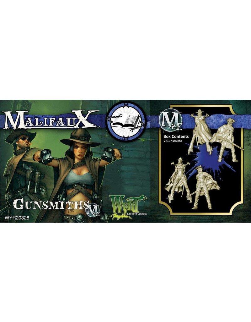 Wyrd Arcanists Gunsmiths Box Set