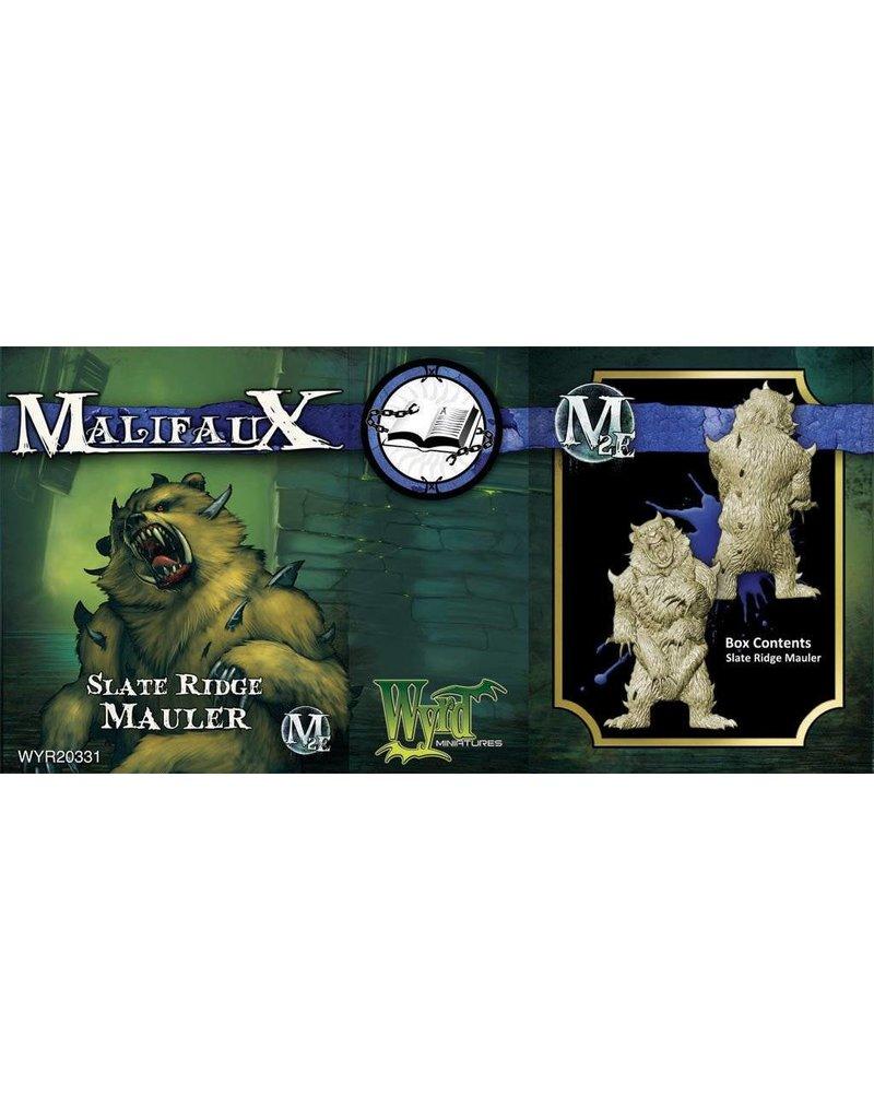 Wyrd Arcanists Slate Ridge Mauler Box Set 2nd Edition