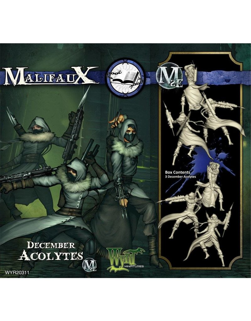 Wyrd Arcanists December Acolyte Box Set 2nd Edition