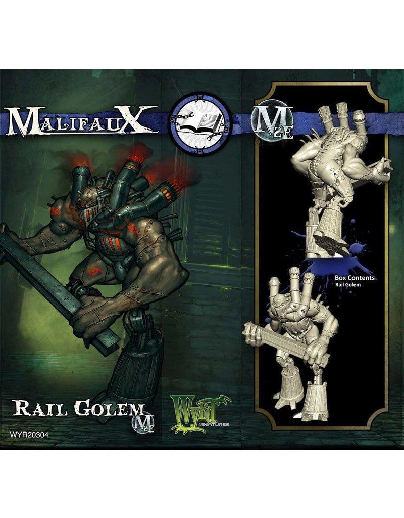 Wyrd Arcanists Rail Golem Box Set 2nd Edition