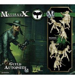 Wyrd Guild Autopsies 2nd Edition