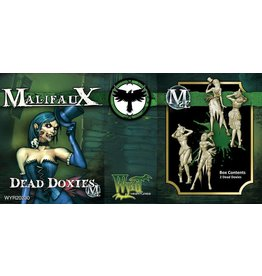 Wyrd Dead Doxies 2nd Edition